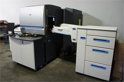 Buy Used HP (HEWLETT PACKARD) INDIGO PRESS 5000 Machine