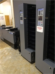 Buy Used DUPLO SYSTEM 4000 Bindery and Finishing Machine