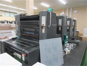 Buy Used 1999 Heidelberg SM74-4P Sheet Fed Offset Machine