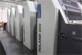 2008 Roland R 205 EOB HiPrint