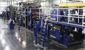 DGM 850 Press Line 11-Unit - The Siebold Company