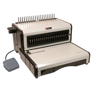 AKILES ALPHABIND-CE ELECTRIC COMB BINDING SYSTEM