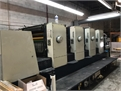 Buy Used 1986 Komori L-440 Offset Printing Machine