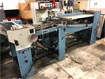 Buy Used MBO T49 4 Used Bindery and Finishing Machine