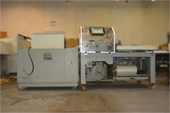 Buy Used CLAMCO Shrink Tunnel Packaging and Converting Machine