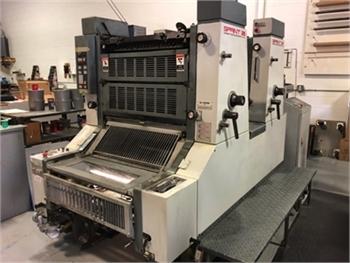 Buy Used 1986 Komori S226 Sheet Fed Offset Printing Machine