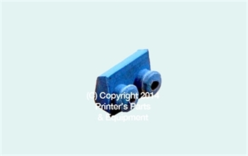 Gripper Pad Chain Delivery for QM/TOK/TOM (HE-20505)
