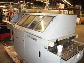 Buy Used 2007 Horizon BQ-270 Bindery and Finishing Machine
