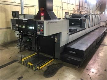 Buy Used 2007 Komori NL-528+LX Offset Printing Machine