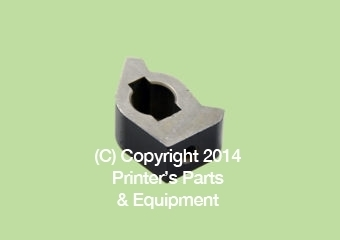 Heidelberg Parts Guide Piece For Windmill Platens