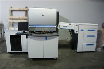 Buy Used HP (HEWLETT PACKARD) INDIGO PRESS 5000 Machine