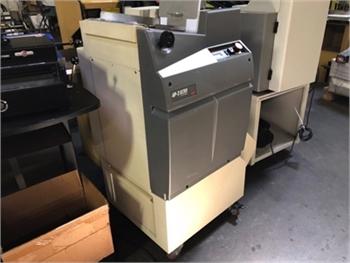 Buy Used GBC AP2 Ultra Punch Bindery and Finishing Machine