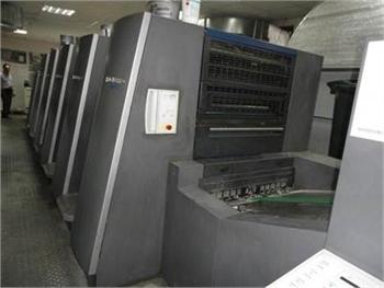 2003 Heidelberg CD 74-5 LX C