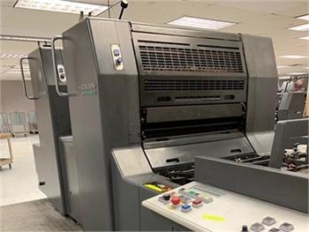 Buy Used 1996 Heidelberg SM74-2P Offset Printing Machine