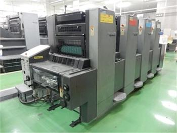 Buy Used 2002 Heidelberg SM52-4 Offset Printing Machine