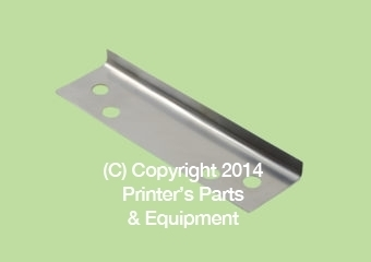 Plate Clamp Tension Strip 134mm 4 Holes