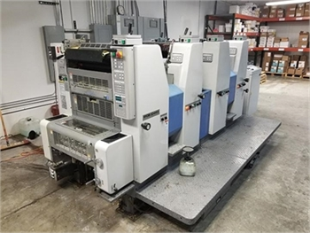 Buy Used 2004 Ryobi 524HXX Offset Printing Machine