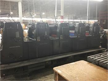 Buy Used 1984 Heidelberg MOF Offset Printing Machine