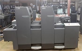 Buy Used 1996 Heidelberg SM52-2 Offset Printing Machine