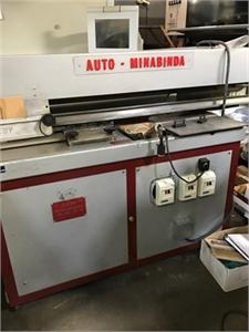 Buy Used SULBY MINABINDA Bindery and Finishing Machine