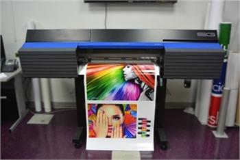 Buy Used 2017 Roland DG SG-300 Inkjet Machine
