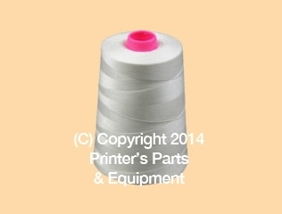 Thread Spool for Muller Martini, Aster, Smyth Book Sewing Machine