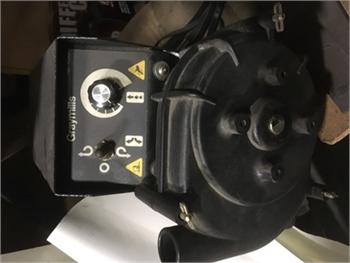 Grey Mills Peristaltic ink pump
