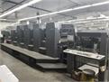 Buy Used 1998 Heidelberg SM102-4P3+L Offset Printing Machine