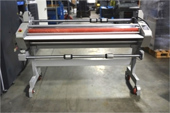 Buy Used GBC 1264WF Laminator Bindery and Finishing Machine