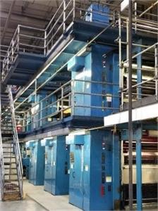 Goss Newsliner Press System - The Siebold Company