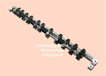 Heidelberg Parts Gripper Bar Assembly for GTO52