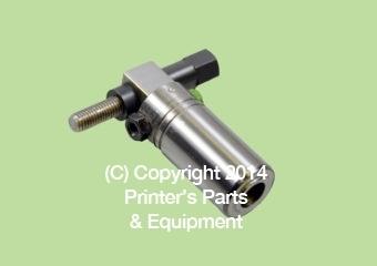 Heidelberg Roller Adjusting Assembly Holder Support