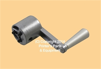 Crank Assembly Feeder & CD for AB Dick 350-360-375-8800-9800
