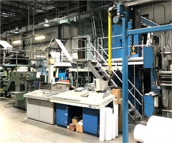 Goss C-250 High Speed Heat Set Press - The Siebold Company