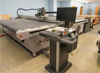 Digital Textile Printing and Embroidery Equipment Online Auction Opens April 25th & Closes May 2nd